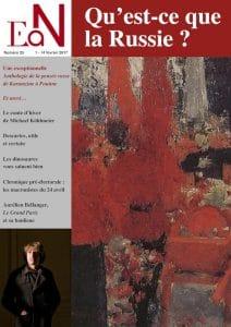 Numéro 25 Russie Michel Niqueux version PDF