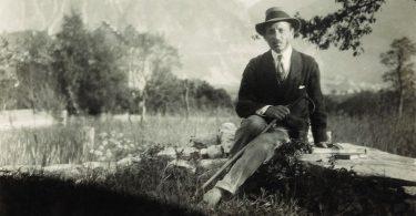 Catherine Sauvat, Rilke, une existence vagabonde