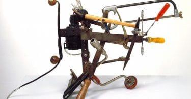 Gilbert Peyre: l'électromécanicien, La Halle Saint-Pierre et Jean Tinguely: 60's, Galerie Vallois