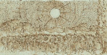 Vincent Van Gogh, Le brouillard d'Arles: carnet retrouvé