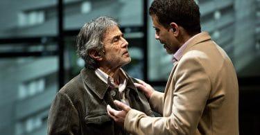 Vertiges. Texte et mise en scène de Nasser Djemaï. Théâtre des Quartiers d'Ivry