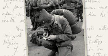 Fabien Deshayes & Axel Pohn-Weidinger, L'amour en guerre. Sur les traces d'une correspondance pendant la guerre d'Algérie 1960-1962, Bayard
