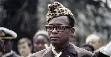 Jean-Pierre Langellier, Mobutu, Perrin
