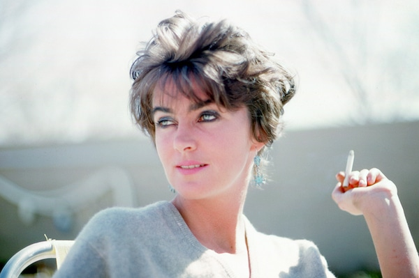Lucia Berlin, en 1963 © Literary Estate of Lucia Berlin