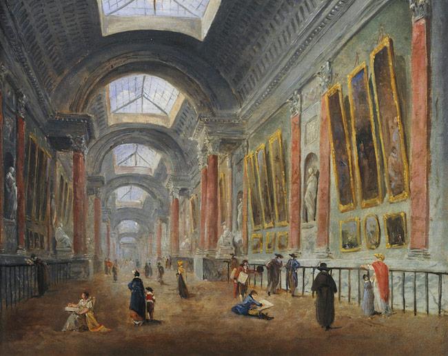 Jean Marchioni, Vivant Denon ou l'âme du Louvre (essai biographique)