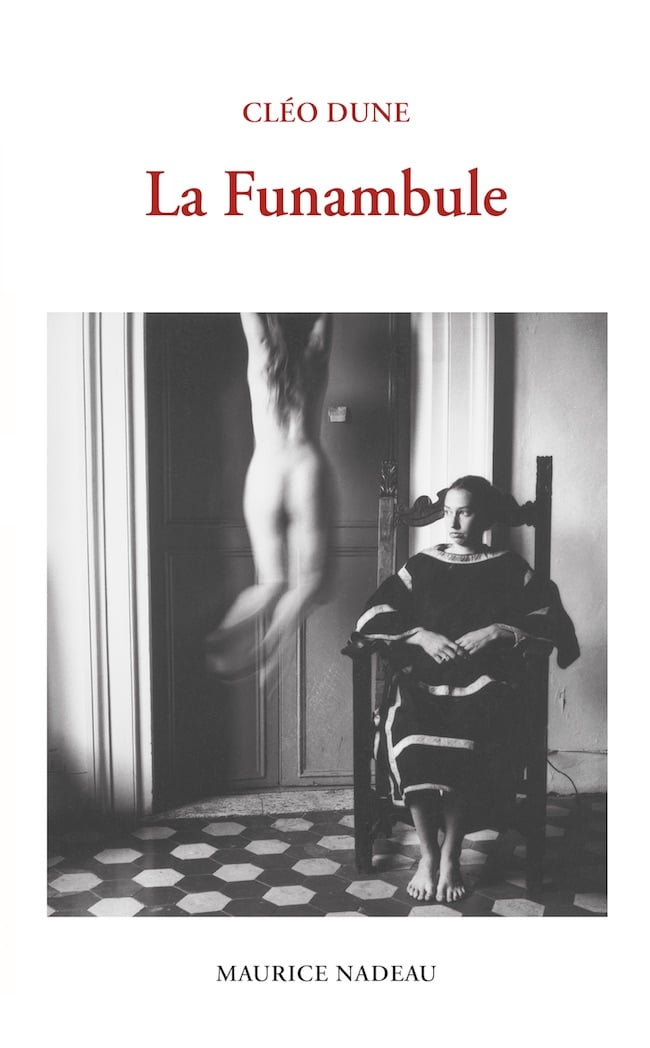 Cléo Dune, La funambule, Maurice Nadeau