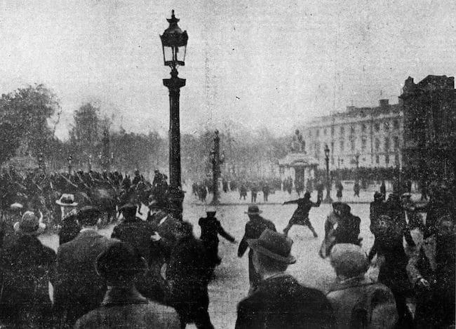 Marie Goupy, L'état d'exception, ou l'impuissance autoritaire de l'État à l'époque du libéralisme