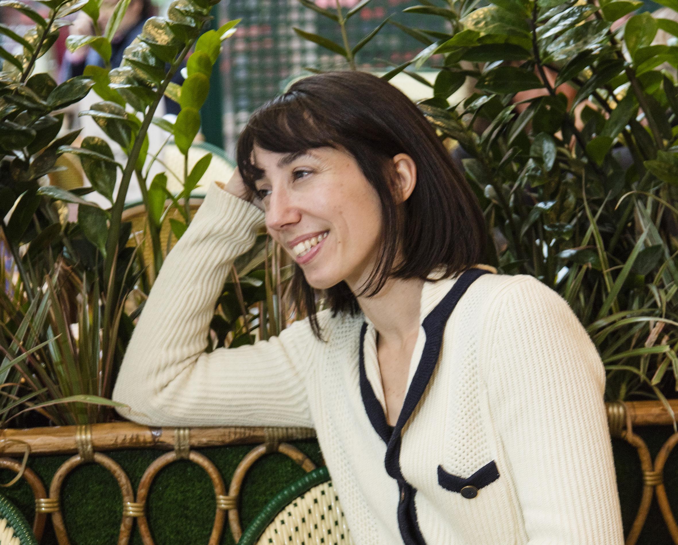 Maud Simonnot, La nuit pour adresse, Gallimard