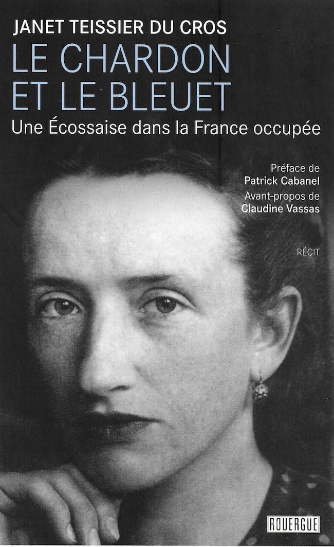 Janet Teissier du Cros, Le chardon et le bleuet