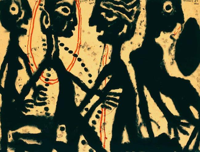 Michel Thévoz, L'art comme malentendu, Minuit & Requiem pour la folie, La Différence