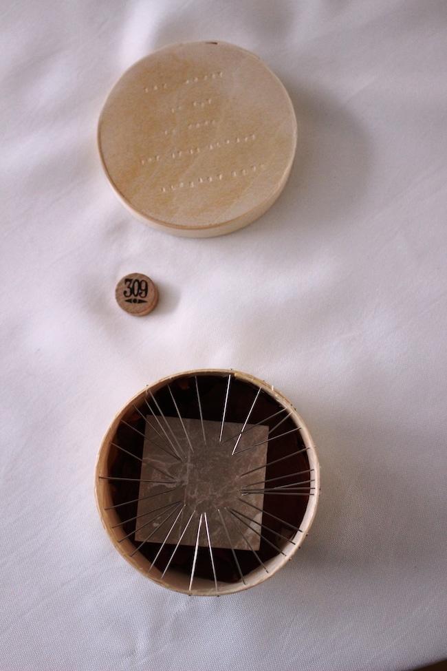 Traduire des poèmes en objets Elise Aru