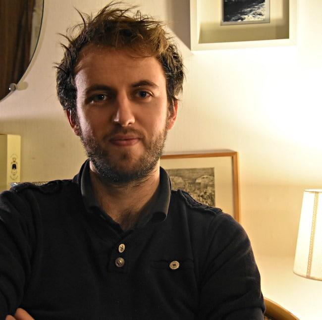 Quentin Leclerc, La ville fond, L'Ogre