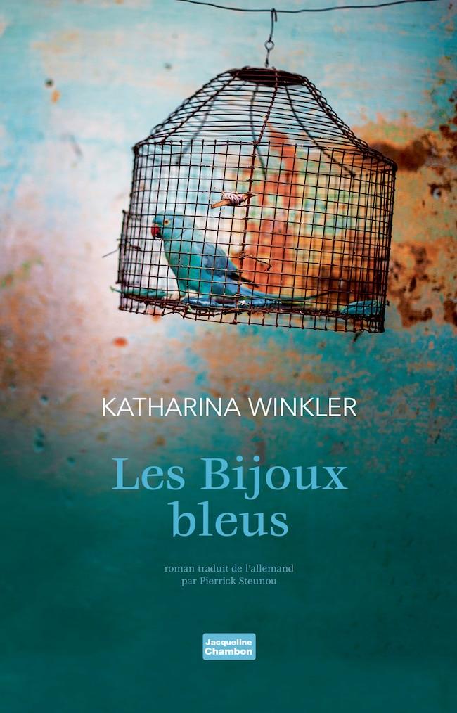 Katharina Winkler, Les bijoux bleus, Jacqueline Chambon