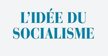 Axel Honneth, L'idée du socialisme. Un essai d'actualisation