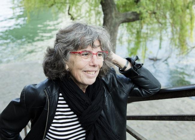 Michèle Audin, Comme une rivière bleue