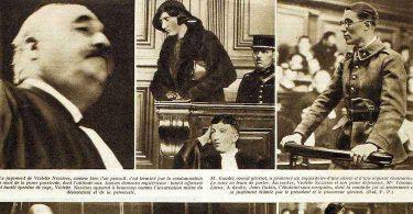 Anne-Emmanuelle Demartini, Violette Nozière, la fleur du mal. Une histoire des années trente