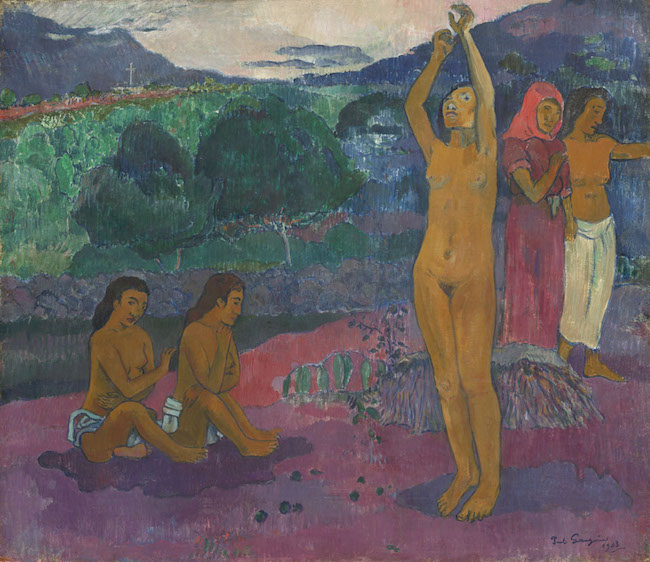 Exposition Paul Gauguin