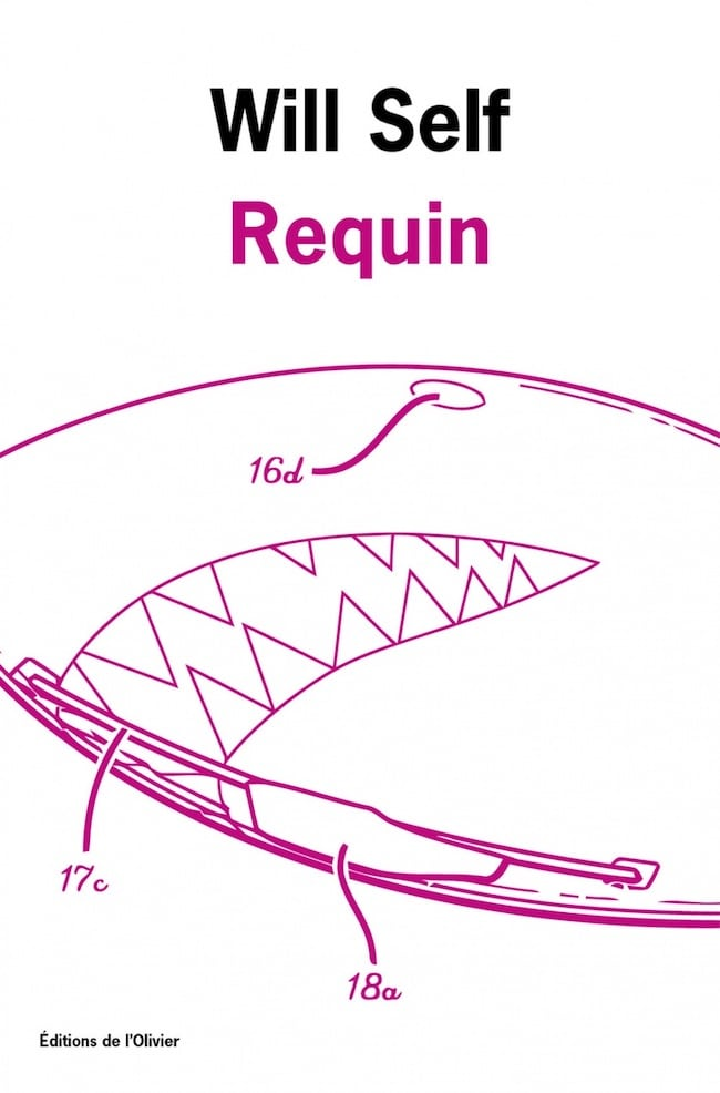 Will Self, Requin