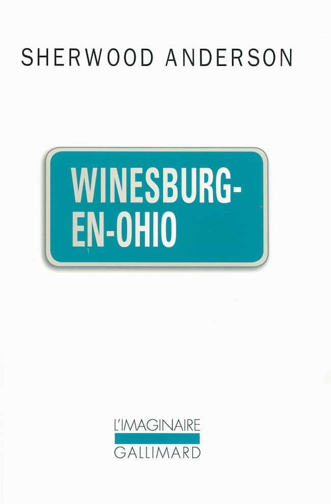 Sherwood Anderson, Winesburg-en-Ohio