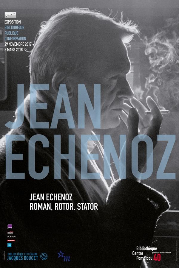 Entretien avec Jean Echenoz