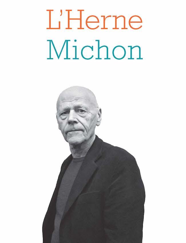 Pierre Michon Cahier de l'Herne