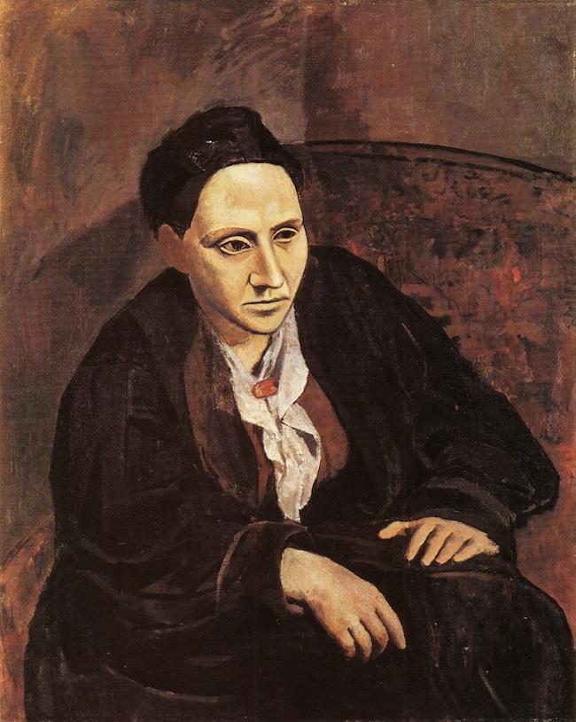 Gertrude Stein, Autobiographie d'Alice Toklas