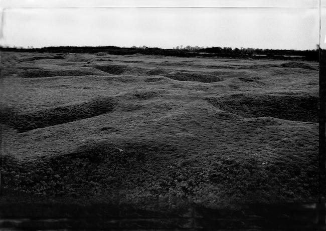 Éric Marty, L'invasion du désert
