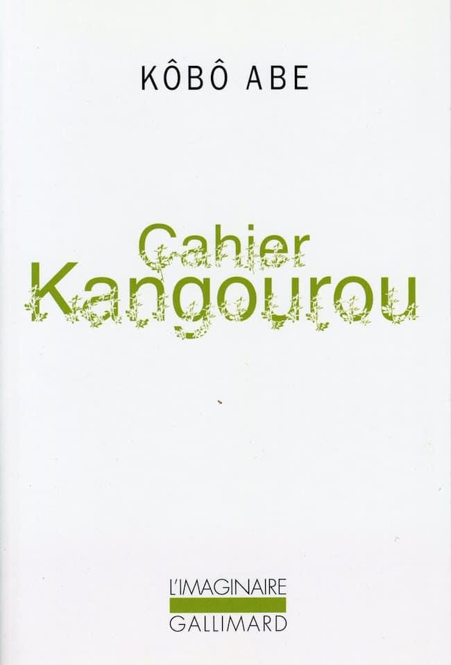 Kôbô Abé, Cahier Kangourou