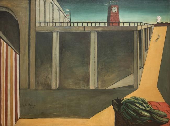 André Breton, Les pas perdus