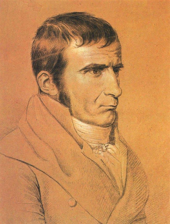 Johann Gottfried Seume, Mon été 1805 en Europe du Nord à la rencontre des Anti-Hespérides