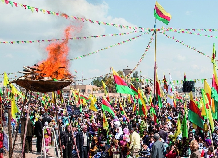 Les années PKK Parti des travailleurs du Kurdistan Boris James