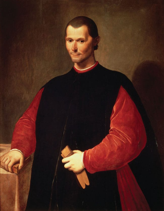 Sébastien Roman, Nous, Machiavel et la démocratie
