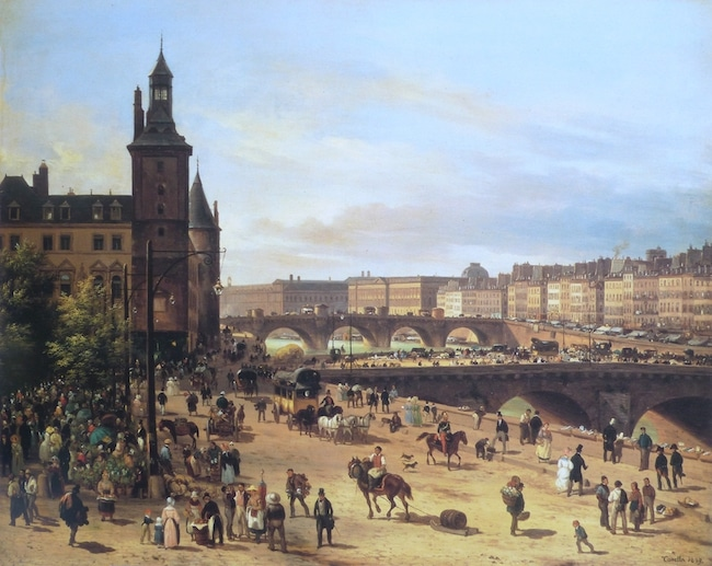 Thomas Bouchet, De colère et d'ennui. Paris, chronique de 1832.