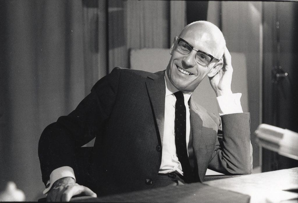 Michel Foucault, Les aveux de la chair