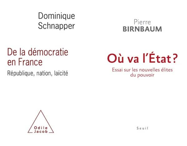 France Dominique Schnapper Pierre Birnbaum
