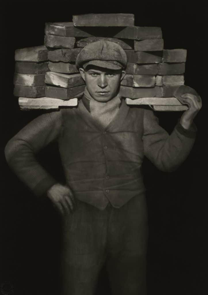 Exposition August Sander. Persécutés-persécuteurs, des hommes du XXe siècle. Mémorial de la Shoah