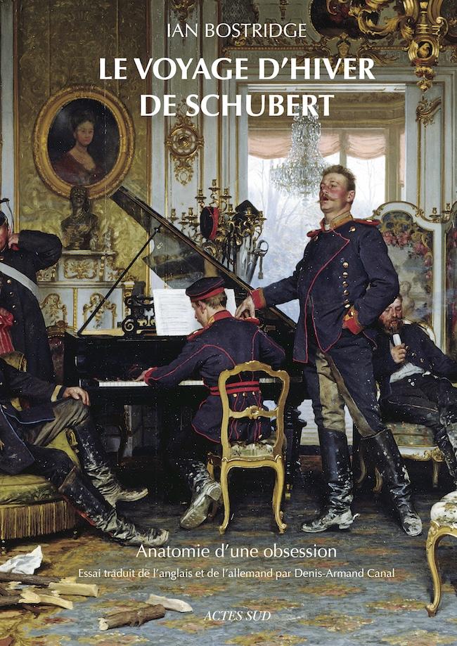 Ian Bostridge, Le Voyage d'hiver de Schubert. Anatomie d'une obsession
