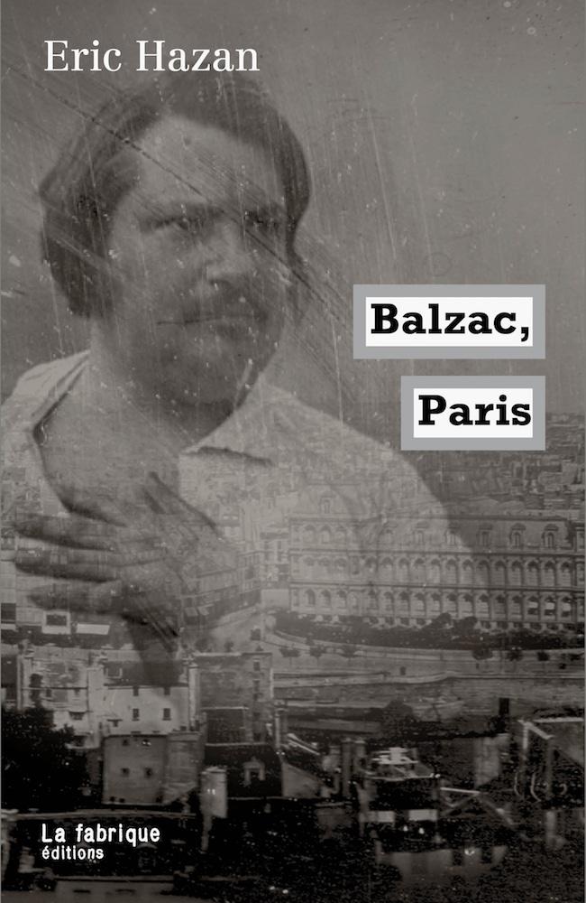 Éric Hazan, Balzac, Paris