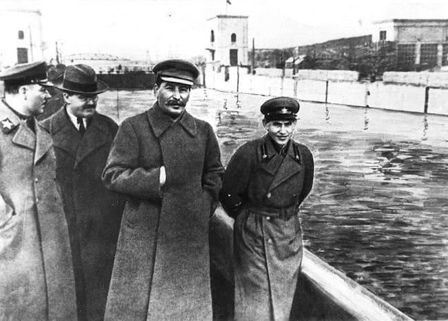 Alexeï Pavlioukov, Le fonctionnaire de la Grande Terreur : Nikolaï Iejov