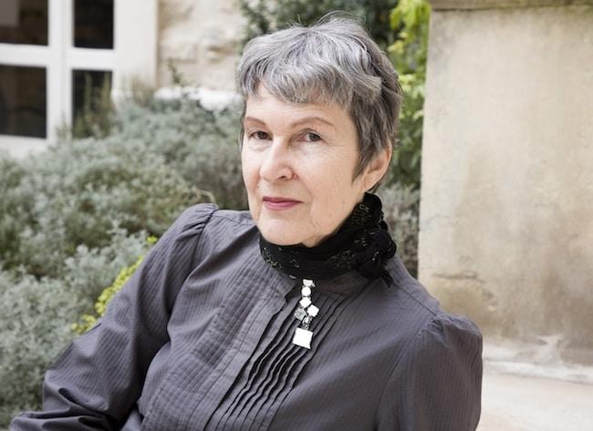 Jane Sautière, Mort d'un cheval dans les bras de sa mère