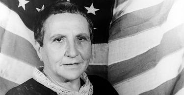 Gertrude Stein, Américains d'Amérique