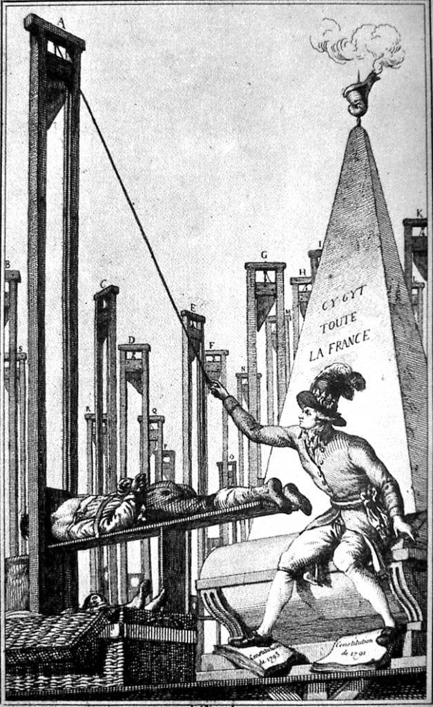 RTerreur Révolution française En attendant Nadeau