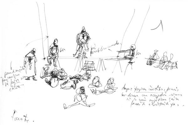 Patrice Chéreau, Journal de travail. Années de jeunesse, tome I, 1963-1968 En attendant Nadeau