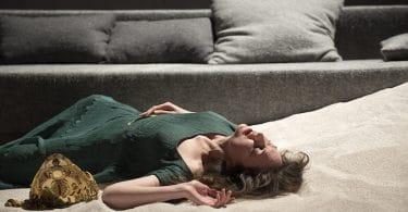 Jean Racine, Bérénice. Mise en scène de Célie Pauthe. Théâtre de l'Odéon