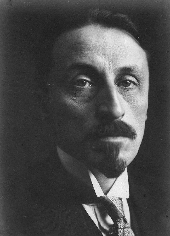 Boris Zaïtsev, La vie de Tourguéniev