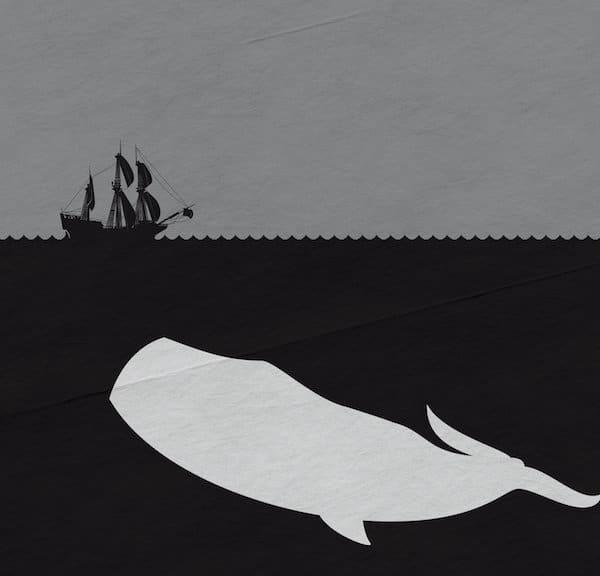 Herman Melville, Moby Dick Philippe Jaworski En attendant Nadeau