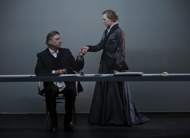 Auguste Villiers de l'Isle-Adam, La Révolte. Mise en scène de Charles Tordjman.