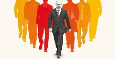 Mikhail Zygar, Les hommes du Kremlin. Dans le cercle de Vladimir Poutine