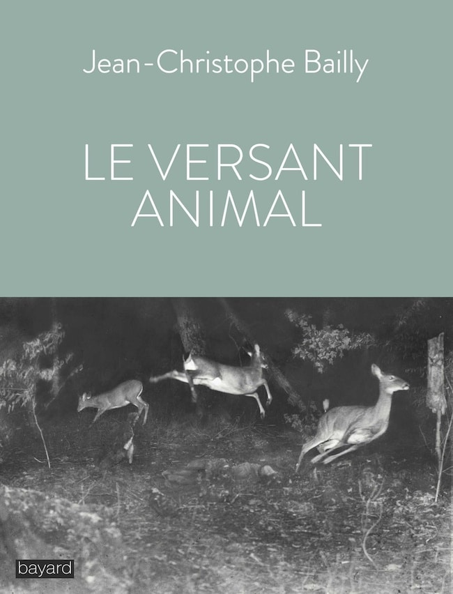 Jean-Christophe Bailly, Le versant animal