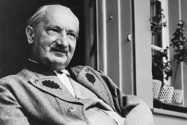 De la bêtise en philosophie Heidegger Georges-Arthur Goldschmidt Dossier Bêtises En attendant Nadeau